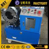 Tuyaux industriels utilisé 4sp flexible en caoutchouc flexible hydraulique de la machine de sertissage