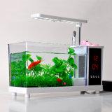 Бак рыб аквариума календара часов USB Desktop