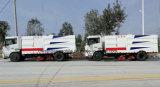 6 de Veger van de Straat van wielen de Schoonmakende Vrachtwagen van de Bestrating van 9 M3