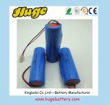 Lo ione del litio/batteria ricaricabili del polimero per il LED si illumina (18650 2700mAh)