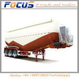 Remorque simple procurable de camion-citerne de silo de colle en vrac de compartiment de pièces de rechange