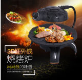 2016容易にアセンブルされる熱い販売BBQの焼串(ZJLY)