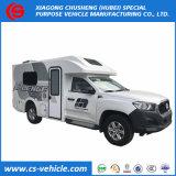 China Motor Diesel de luxo RV Autocaravanas Aluguer de Autocaravanas motorhome