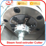 Alimentos para peixes de equipamentos de extrusão de linha de processamento de alimentos para peixes flutuantes