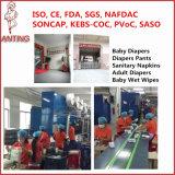 Produits confortables secs superbes vendables de la Chine de couche-culotte pour le bébé