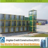 Multi-Storey плоская квартира Buiding контейнера