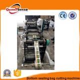 Sacchetto di sigillamento del centro di macchina di Parte-Sigillamento della pellicola del PE BOPP che forma macchina