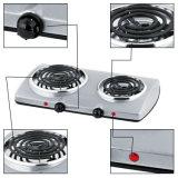 Piastra riscaldante elettrica della bobina del singolo bruciatore degli apparecchi di cucina