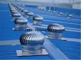Вентилятор на чердаке нержавеющей стали ветросиловые/вентилятор турбины