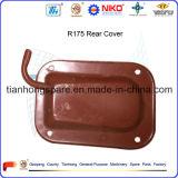 R175 AchterDekking voor Dieselmotor