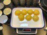 850g de conservas de pêssego amarelo em xarope de Luz