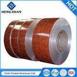 建物および装飾材料のためのPE/PVDFのローラーのコーティングのアルミニウムコイル