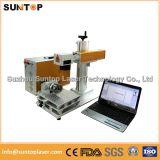 Лазер маркируя портативную машину маркировки лазера для Coated машины маркировки материала/лазера