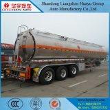 中国からの中古か使用されたアルミ合金かステンレス製のタンカーの半トレーラー