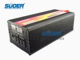 Suoer DC 24V Inversor de potencia 2500 W inversor con cargador (HDA-2500D)