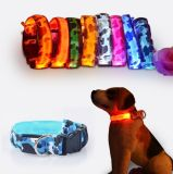 Kundenspezifischer Army Camo Hunting Dog Cat Collars Personalized für Dogs