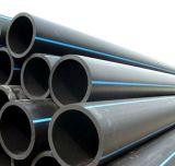 La fabricación del tubo de HDPE Tubería de agua