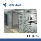 5mm de persiana de flotación transparente cristal de vidrio /