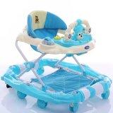 Caminhante do bebê das rodas do silicone para a caminhada dos miúdos
