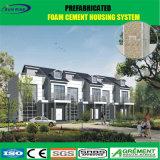 Preiswertes modernes galvanisiertes vorfabriziertes Stahlhaus für Haus