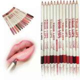 Водонепроницаемый выступ гильзы карандашом женские профессиональные долговечные Lipliner губы макияж инструменты