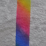Широко используется размер/соткана из текстиля наклейки для видов Clothings
