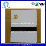 Belüftung-Leerzeichen/weiße bedruckbare Magnetstreifenkarte