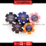Американский набор микросхем 760PCS покера плашек (YM-FMGM002)