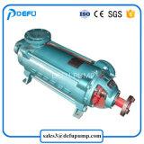 L'usine électrique d'alimentation horizontales de la pompe centrifuge à plusieurs degrés d'eau chaude