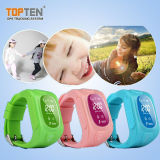 GPS Tracker Watch, 120 시간 Standby, SIM Card Slot, Free APP, Sos Phone Call Wt50-Ez