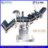 Mesas de operaciones quirúrgicas eléctricas de Ot del equipo del hospital del fabricante de China