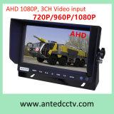 Video dell'affissione a cristalli liquidi dell'automobile di Ahd 1080P per il veicolo resistente