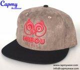 El hiphop Streetwear Deporte Snapback Tapa de fábrica de sombreros en China