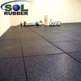 Mattonelle resistenti della stuoia della pavimentazione di ginnastica di zona di alto effetto