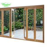 Fenêtre en bois massif de style français