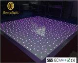 RGB LED iluminado por las estrellas 3in1 Boda pista de baile