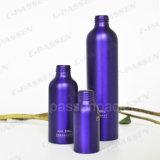 Бутылка напечатанная роскошью алюминиевая для упаковывать лосьона шампуня (PPC-ACB-008)