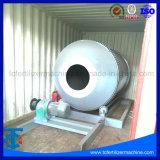 Fertilizzante delle particelle o della polvere che si mescola nella riga composta del fertilizzante