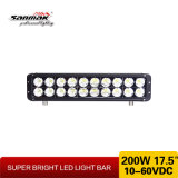 17,5 pulgadas 200W Ver Long Way Techo Light Bar 4X4