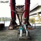 Цилиндр плунжера серьги Single-Acting гидровлический для аграрной машины