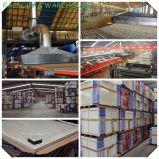 Голубые застекленные полностью полированный фарфора/керамические плитки 600X600 на пол и стены