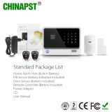 APP Controlled Auto Dial Home Security GSM WiFi Alarm (PST-G90B)