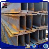 Q235 Q345 Ss400の標準構造スチール熱間圧延Hのビームサイズ