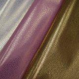 0.5 milímetros de couro de carimbo não tecido do plutônio para a decoração de empacotamento