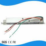 Signal et temps de sécurité et blocage électrique de boulon de porte d'étroit de fil ouvert
