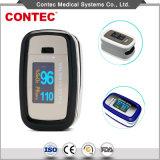 Contec OLED Sauerstoff-Sättigungs-Monitor-Finger-Typ Impuls-Oximeter