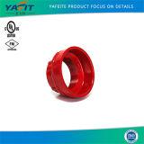 Редуктор утюга высокого качества дуктильной продетый нитку отливкой концентрический