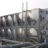 40t montam o tanque de água do aço inoxidável