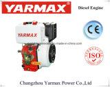 série de refrigeração ar do motor 186f Diesel
