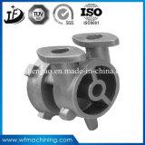 Form-Stahl-Präzisions-/Investitions-Gussteil-Ventilgehäuse-Teile für Pumpe